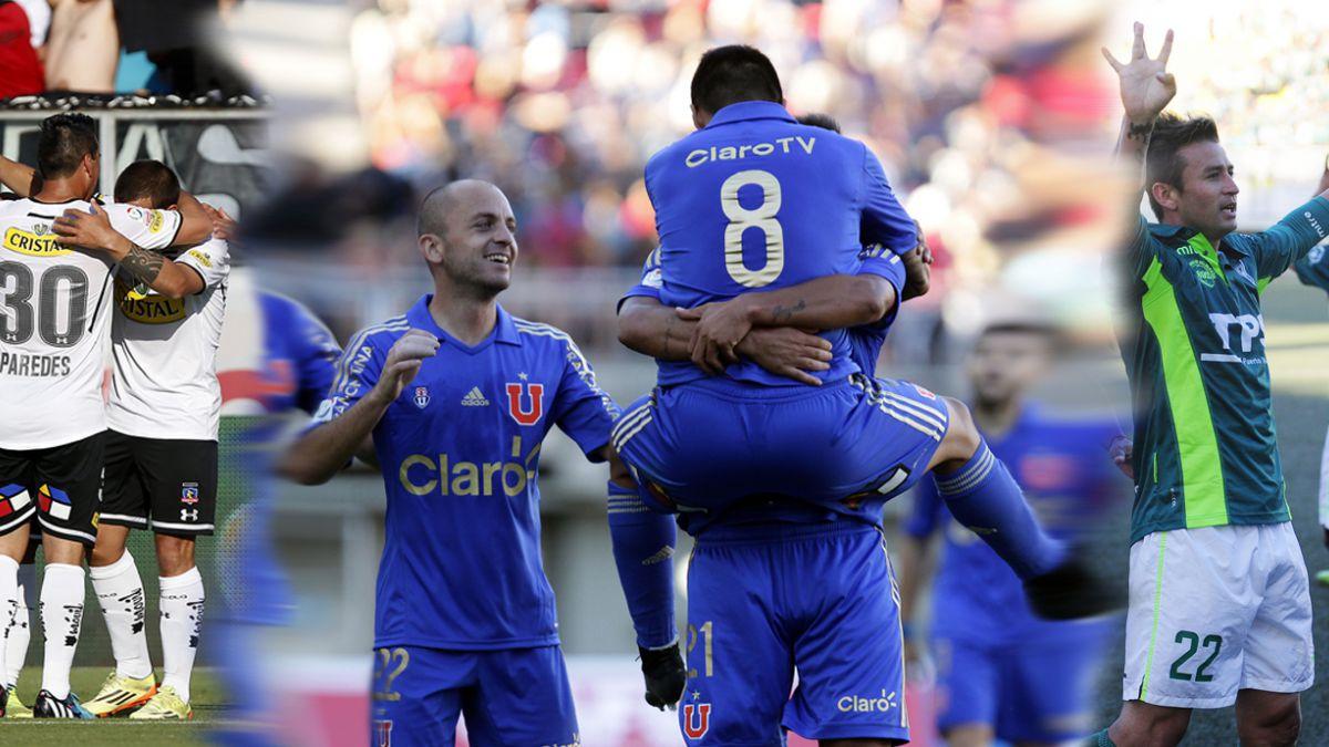 Definición del Apertura: U. de Chile tiene el plantel más caro de los tres aspirantes al título