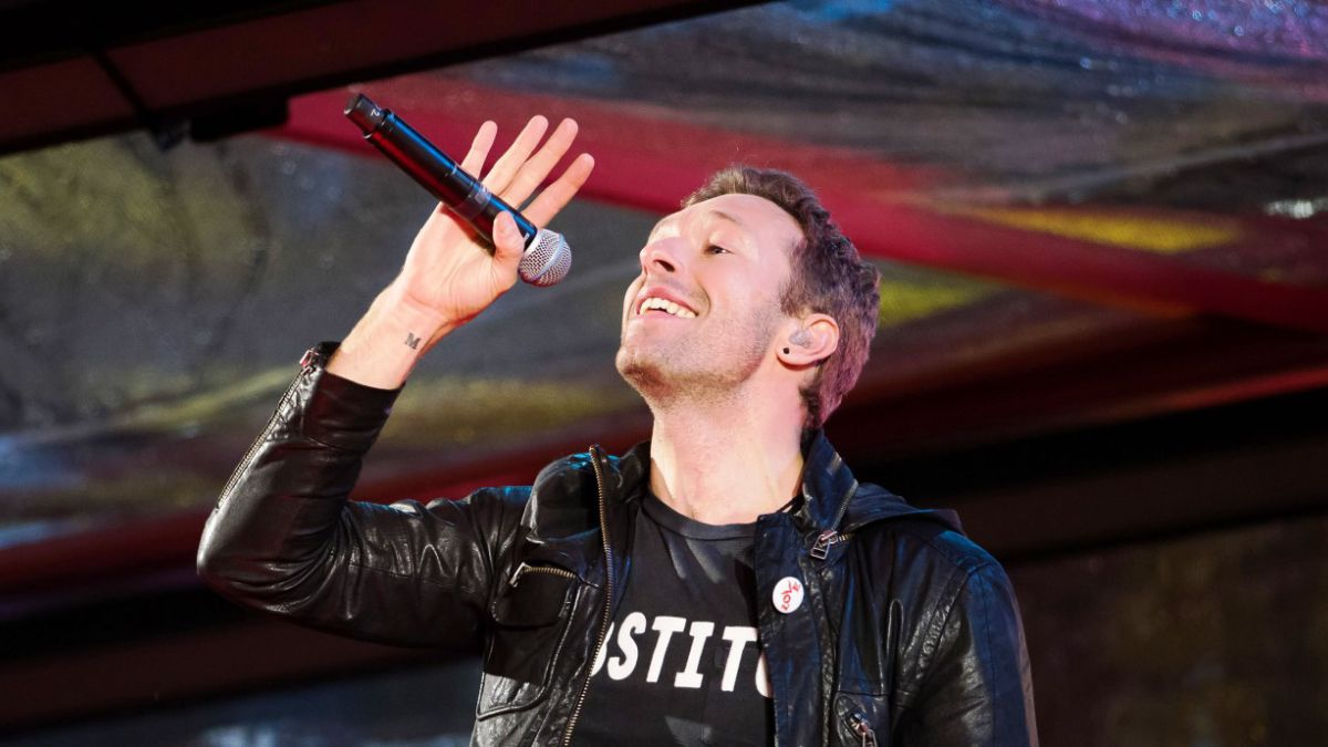 Chris Martin sorprende al insinuar el posible fin de Coldplay