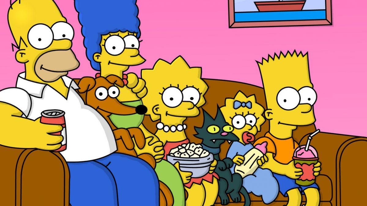 """Revelan trama que iba a tener la secuela de la película de """"Los Simpson"""""""