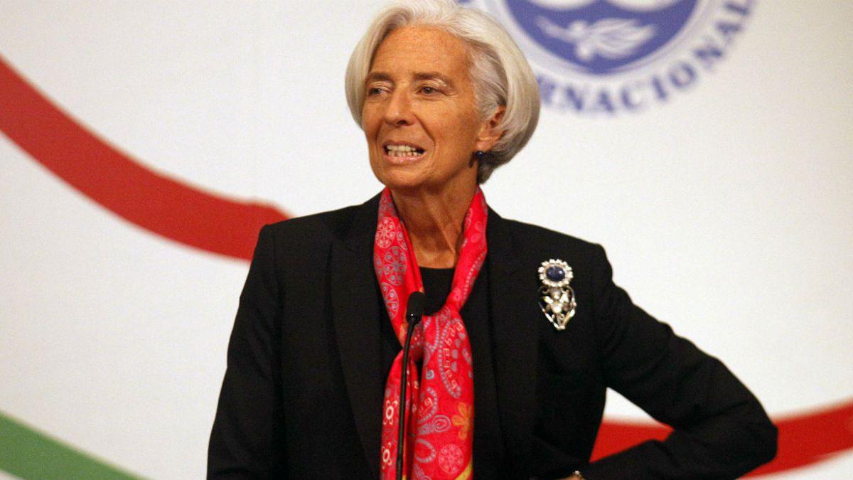 Directora del FMI hace particular analogía para reactivar la economía mundial