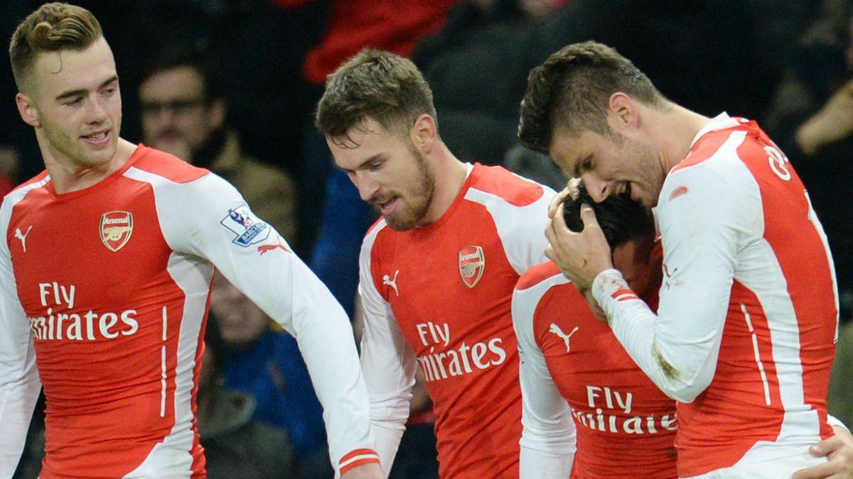 Alexis Sánchez dice que en el Arsenal se juega un fútbol bonito