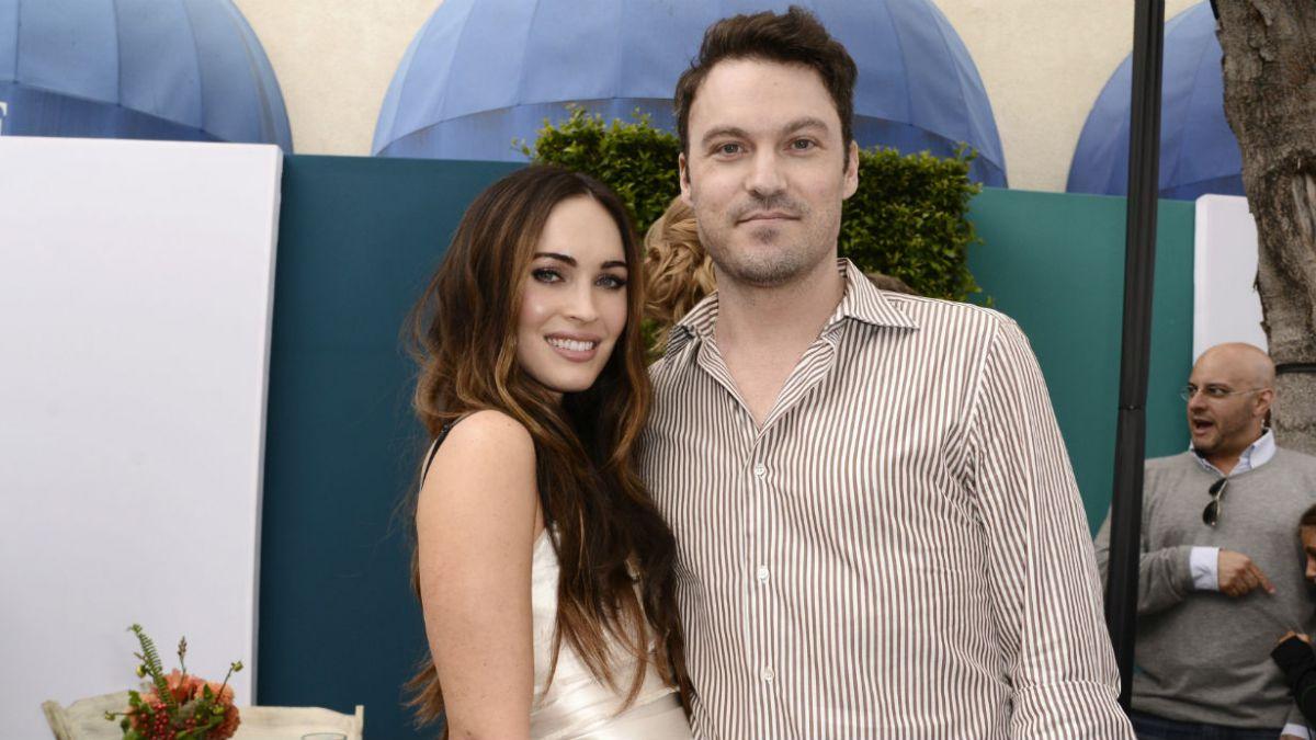 Megan Fox y su marido sufren accidente automovilístico