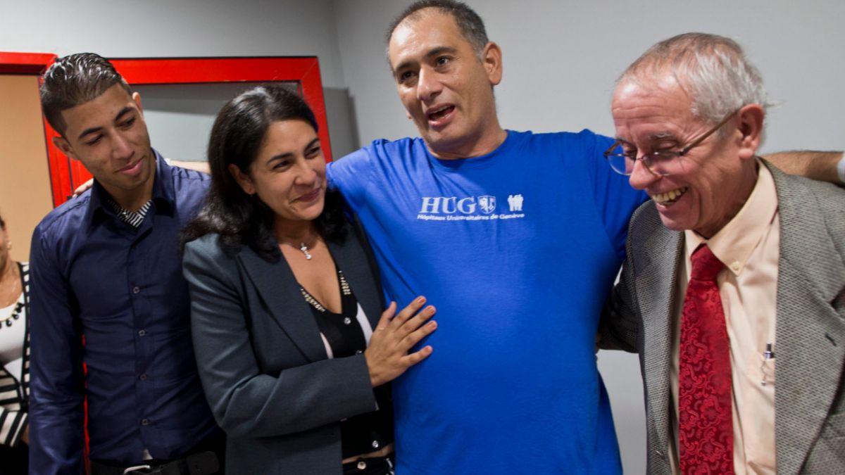 Ébola: Médico cubano regresa a casa luego de concluir con éxito tratamiento en Suiza