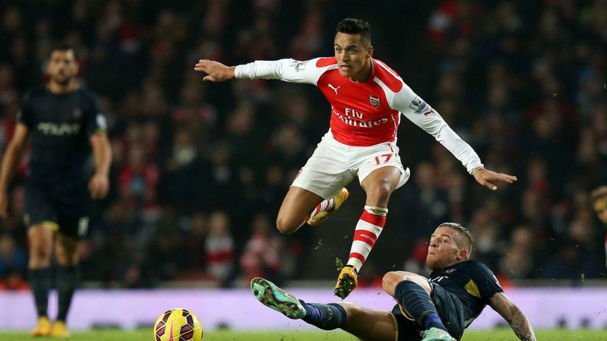 Wenger ratifica ausencia de Alexis Sánchez para duelo por la Champions League