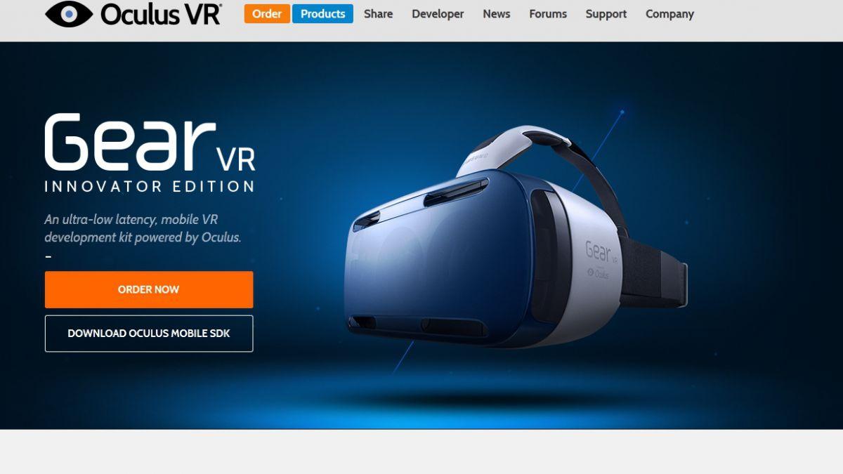 Ya se pueden comprar los lentes de realidad virtual Gear VR