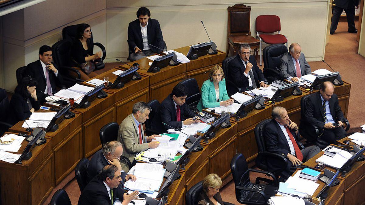 Votación de reforma educacional en el Senado: Los 6 puntos que traban la discusión