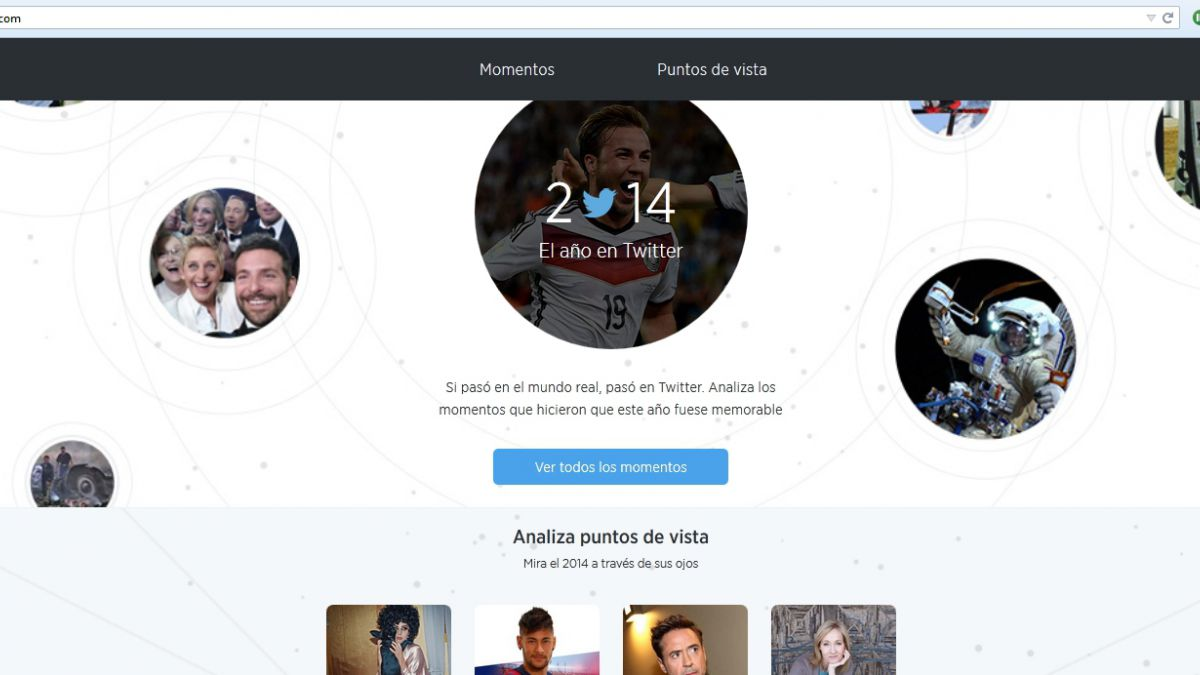 Twitter presentó su propio resumen del año