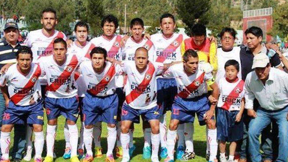 [VIDEO] El rayo que impactó a jugador de Sport Águila en Perú