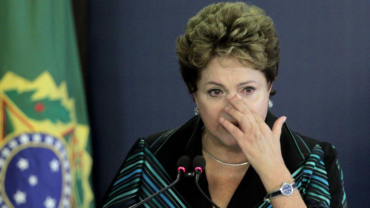 Dilma Rousseff viajará a Estados Unidos