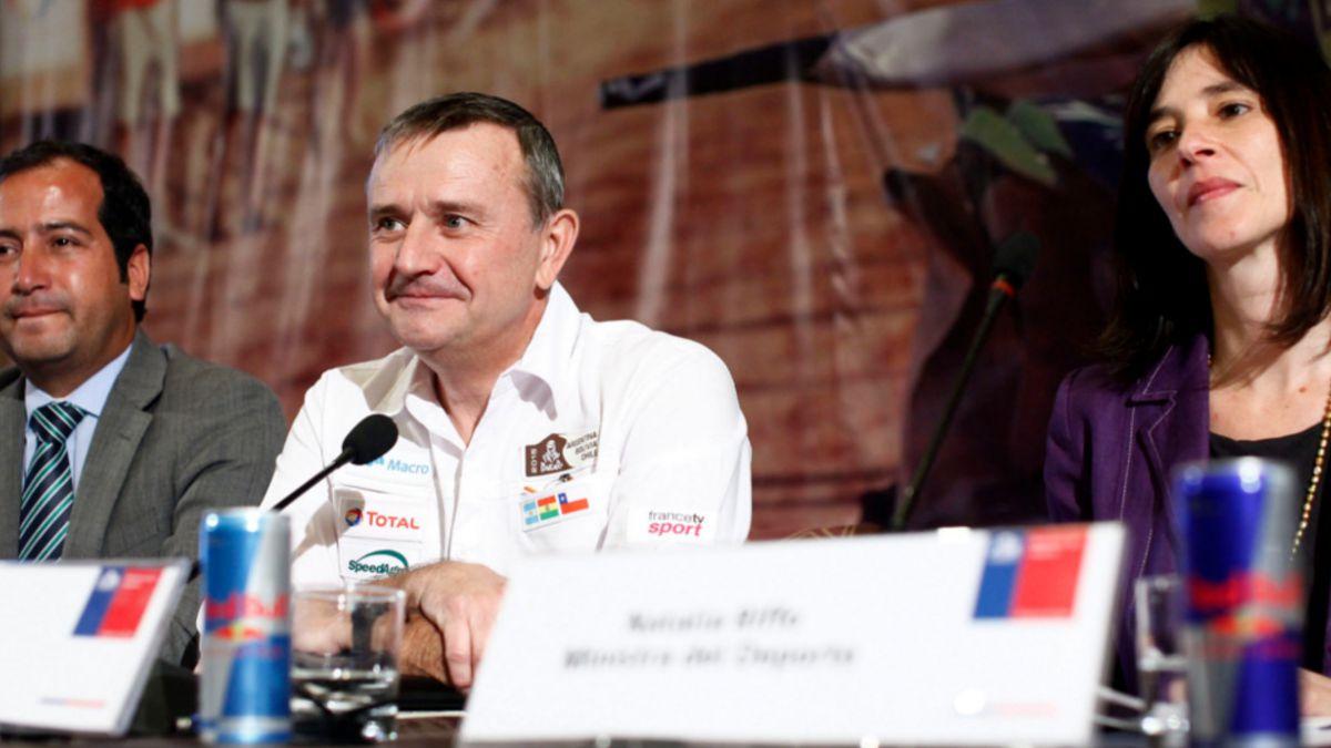Director del Dakar espera que Chile siga albergando la carrera en el futuro