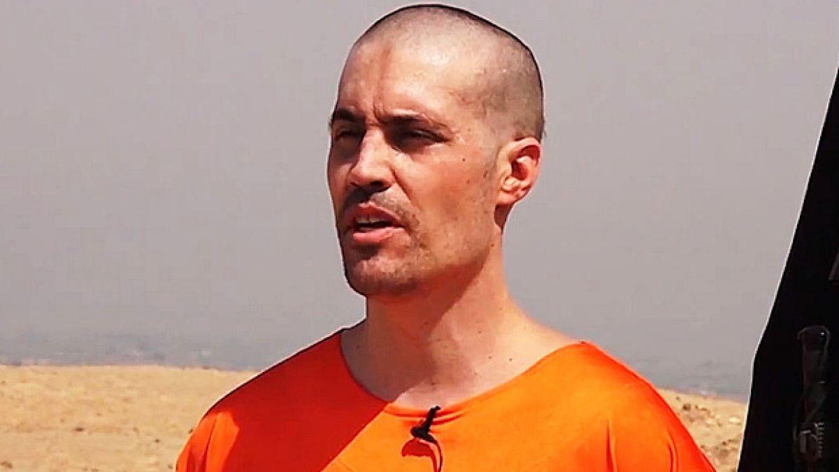 ISIS intenta vender el cuerpo de rehén James Foley por US$1 millón
