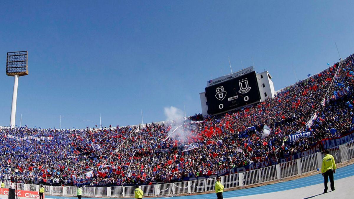 Estadio de la U en La Pintana estaría terminado el 2017