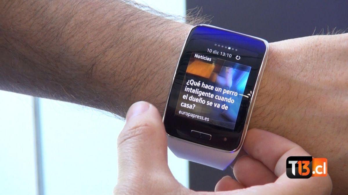 [Video] Así funciona el nuevo reloj inteligente Gear S