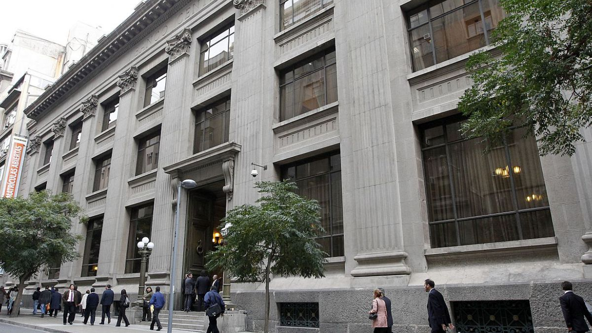 Banco Central: PIB de Chile creció 1,5% en 2017