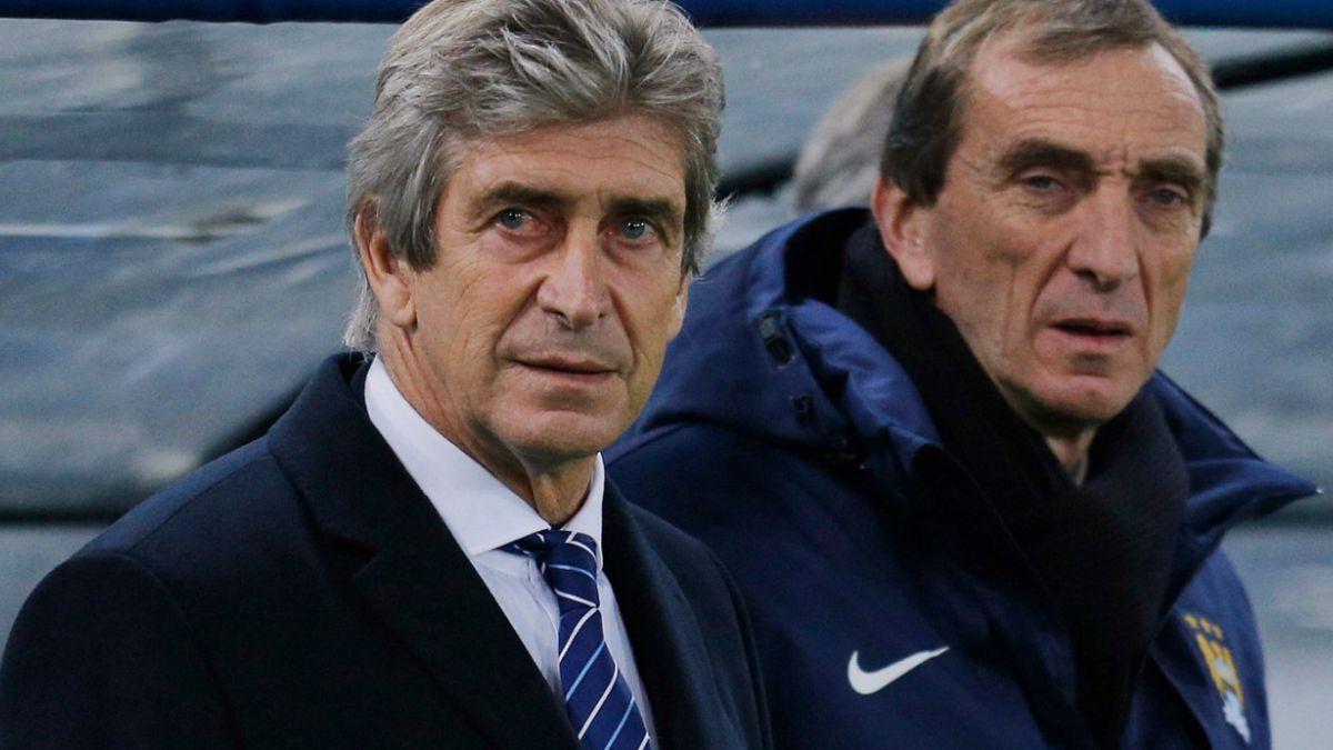 Manchester City de Pellegrini preocupa en España de cara a los octavos de la Champions