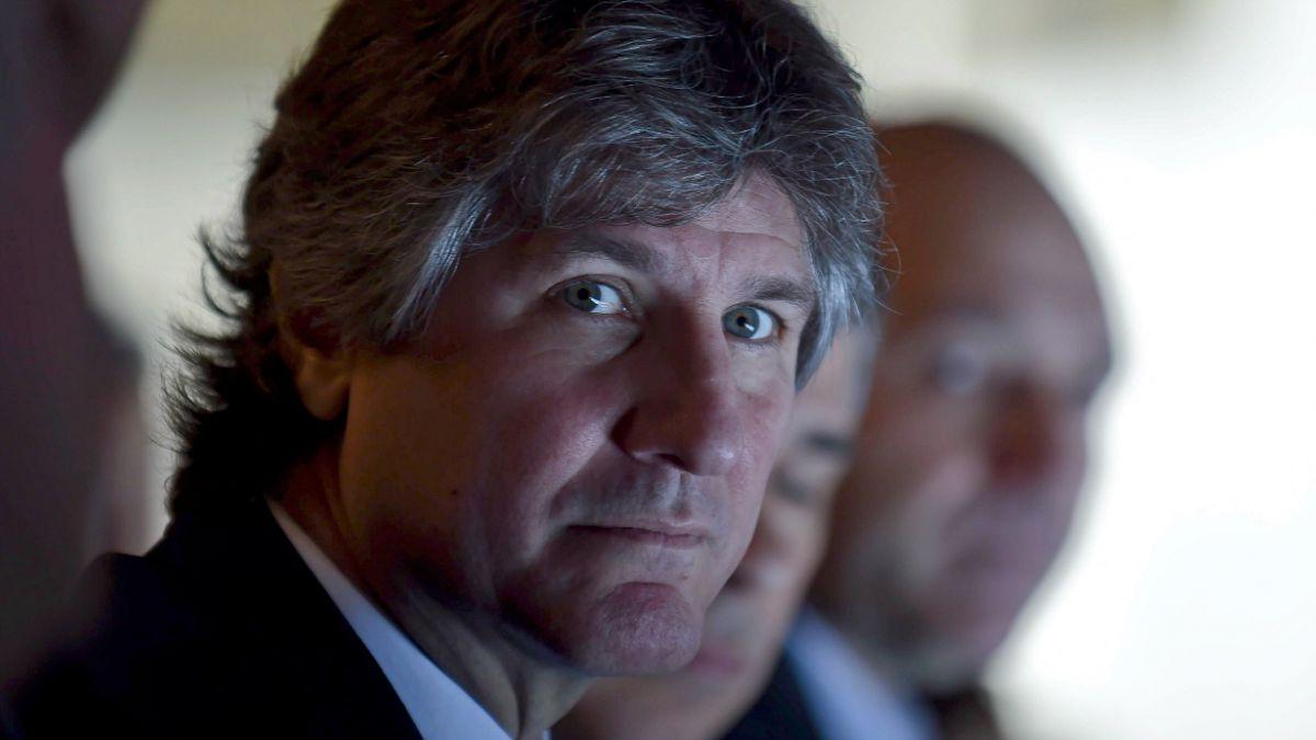 Presunto testaferro del vicepresidente argentino es detenido