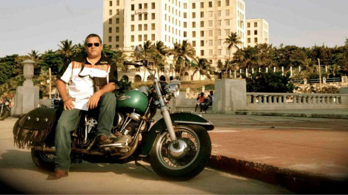 Hijo del Che Guevara abre agencia para recorrer Cuba en Harley-Davidson