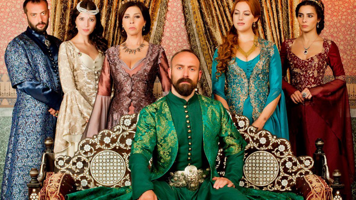 El Sultán: Estos son los 6 personajes que marcarán teleserie de Canal 13