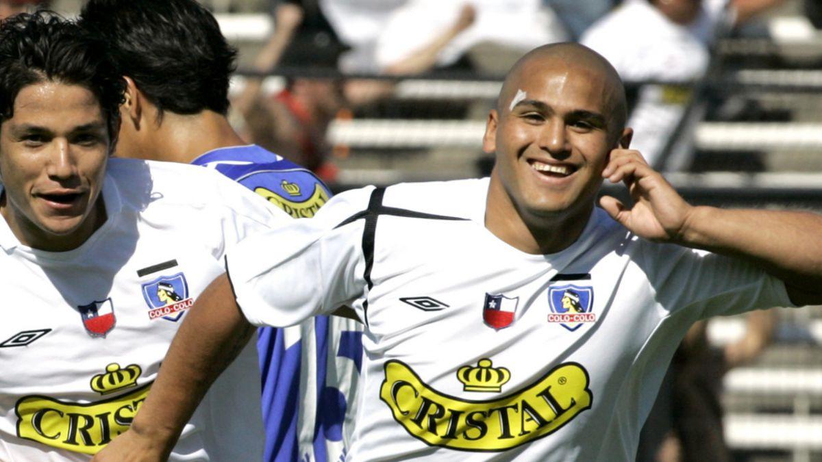 El registro goleador con que Suazo retorna a Colo Colo
