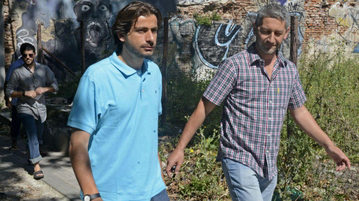 El recorrido por Montevideo de los ex presos de Guantánamo refugiados en Uruguay