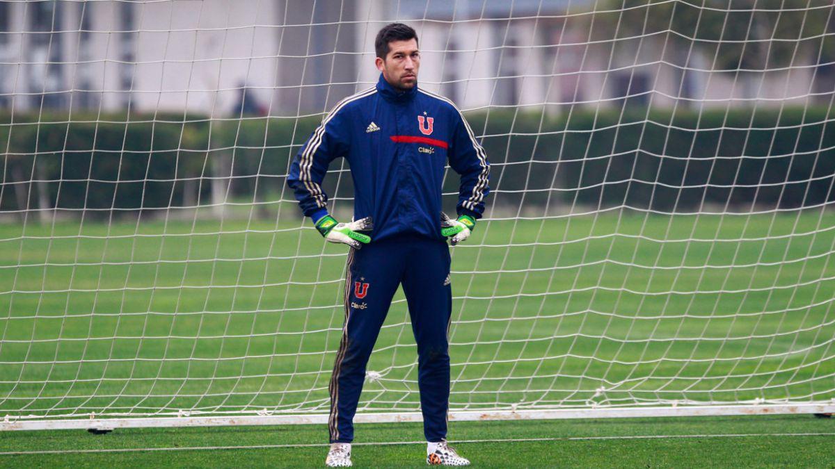 La U tiene su primera baja: Luis Marín oficializa su partida del club