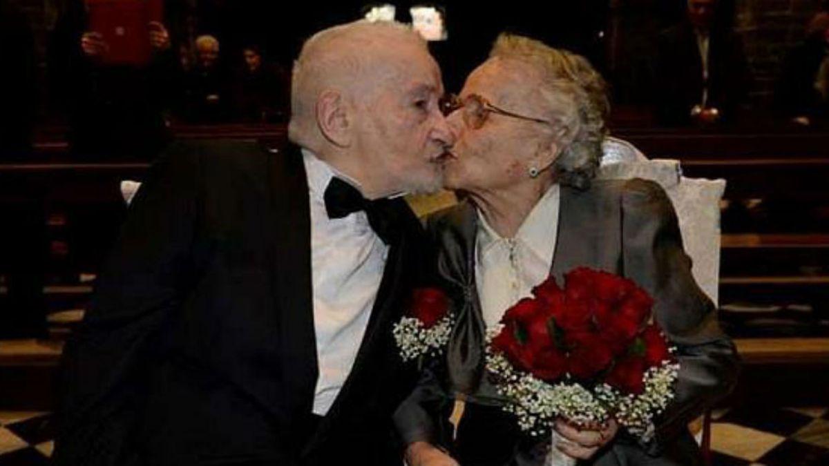 Ex novios se reencuentran por Facebook luego de 70 años y deciden casarse