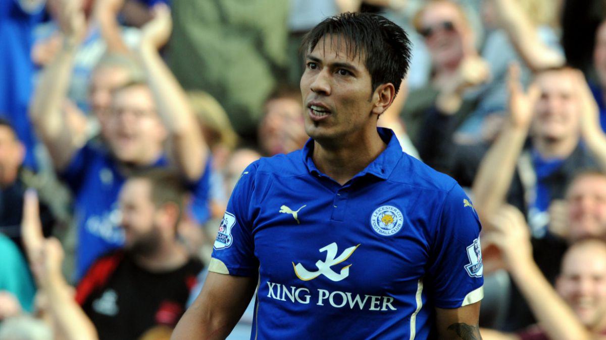 Delantero del Leicester City reconoce propuesta de la Selección Chilena
