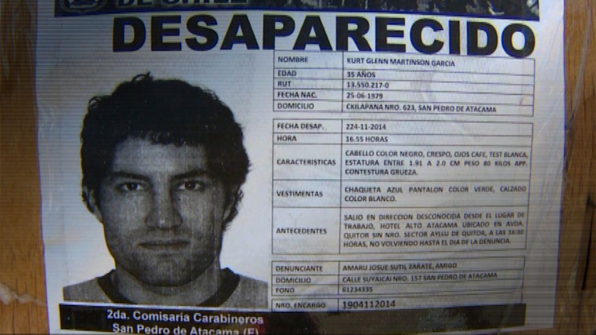 Desaparición de Kurt Martinson: Las siete claves que han marcado al caso