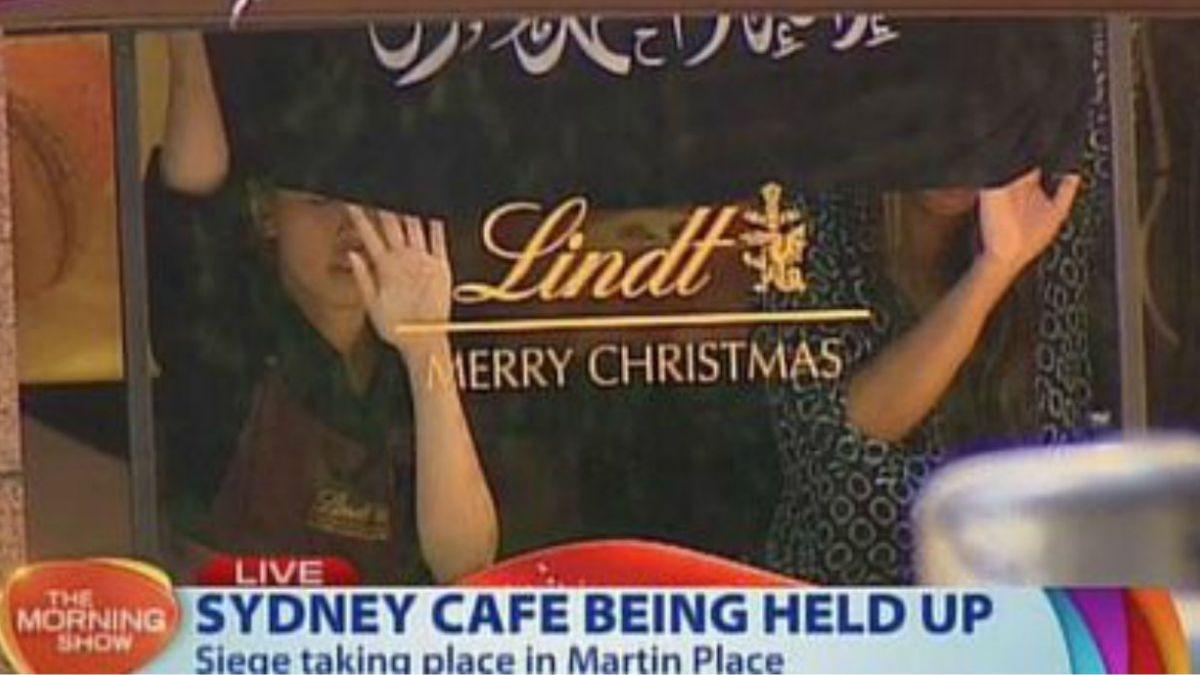 Terror en Australia: hombre armado toma rehenes en cafetería de Sidney