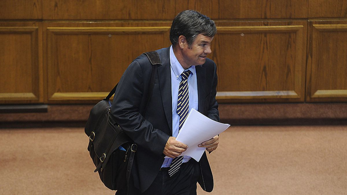 Ossandón (RN): La derecha está secuestrada por los grandes poderes económicos