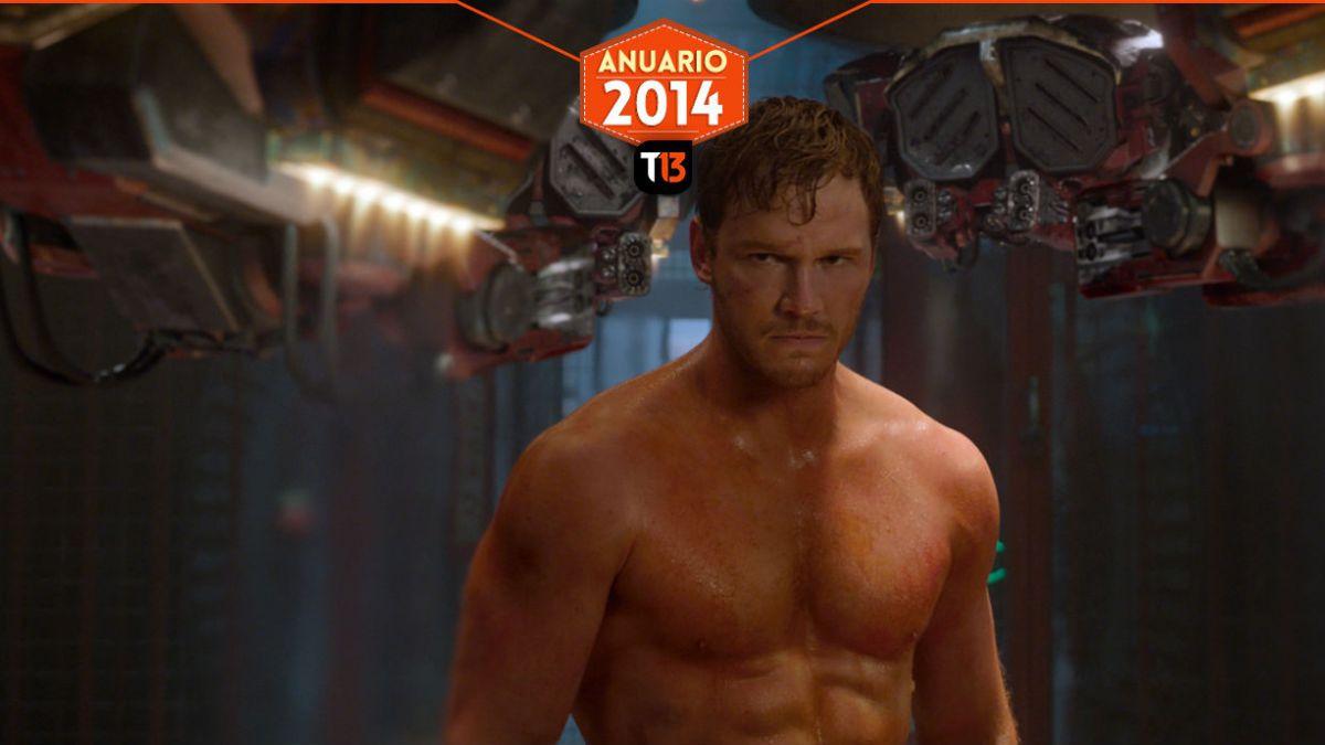 Las 8 figuras revelación del 2014 en Hollywood