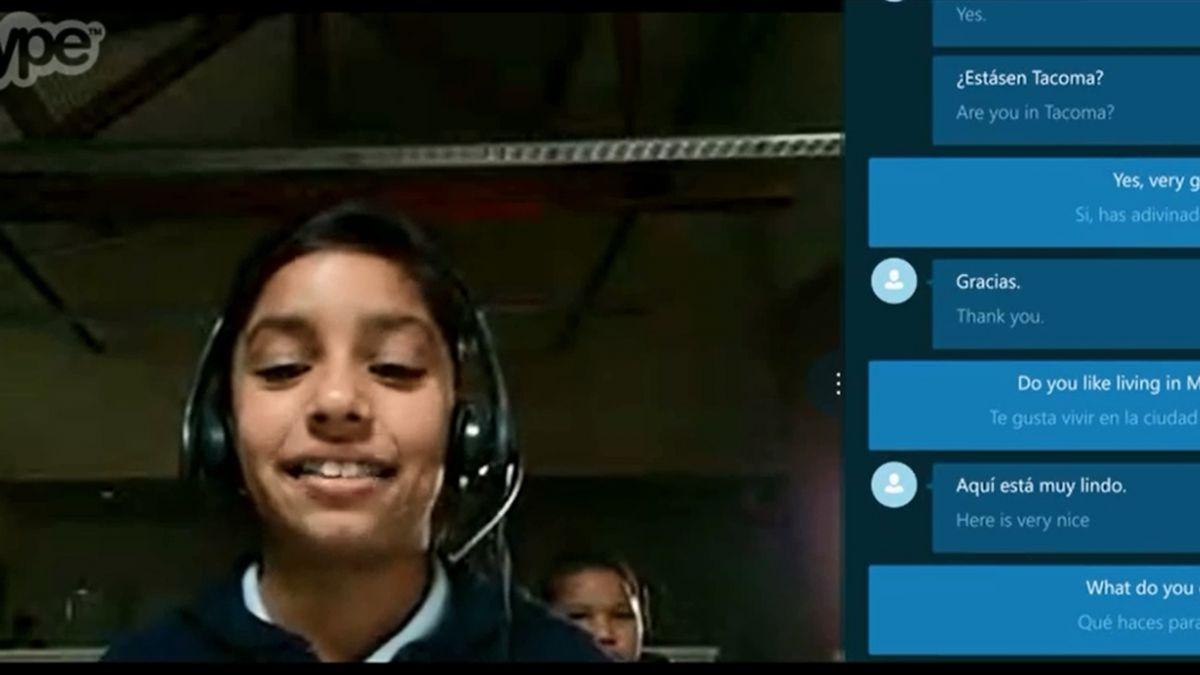 Skype ahora traduce llamadas inglés-español en tiempo real