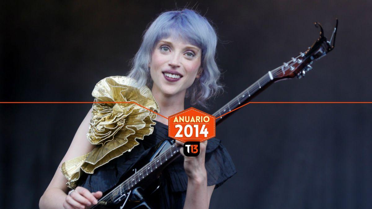 Los 10 mejores discos del 2014, según los críticos musicales