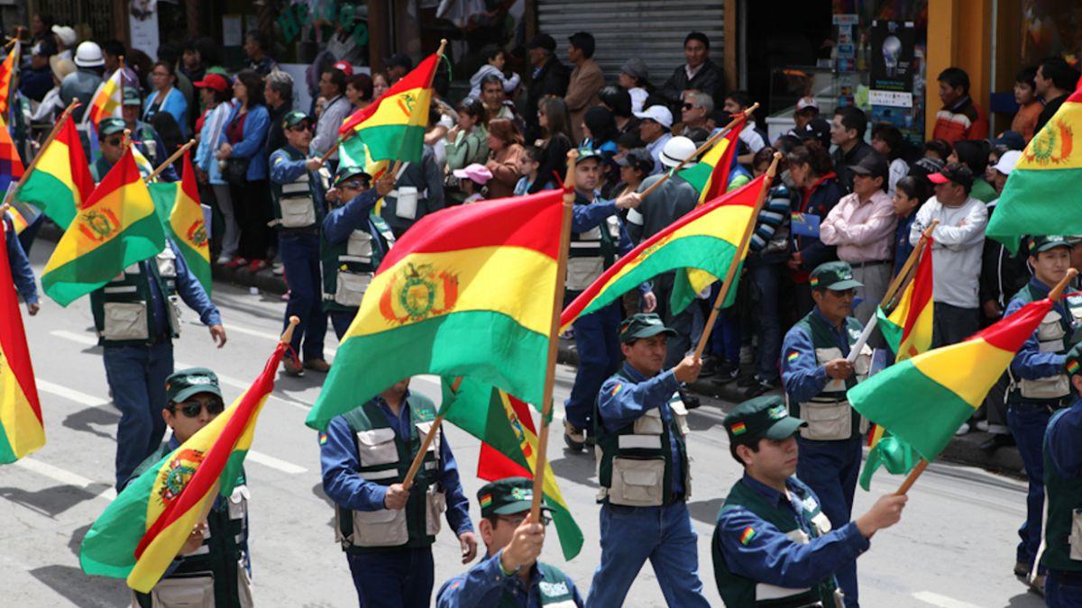 Qué conmemora Bolivia al celebrar el Día del Mar? | Tele 13
