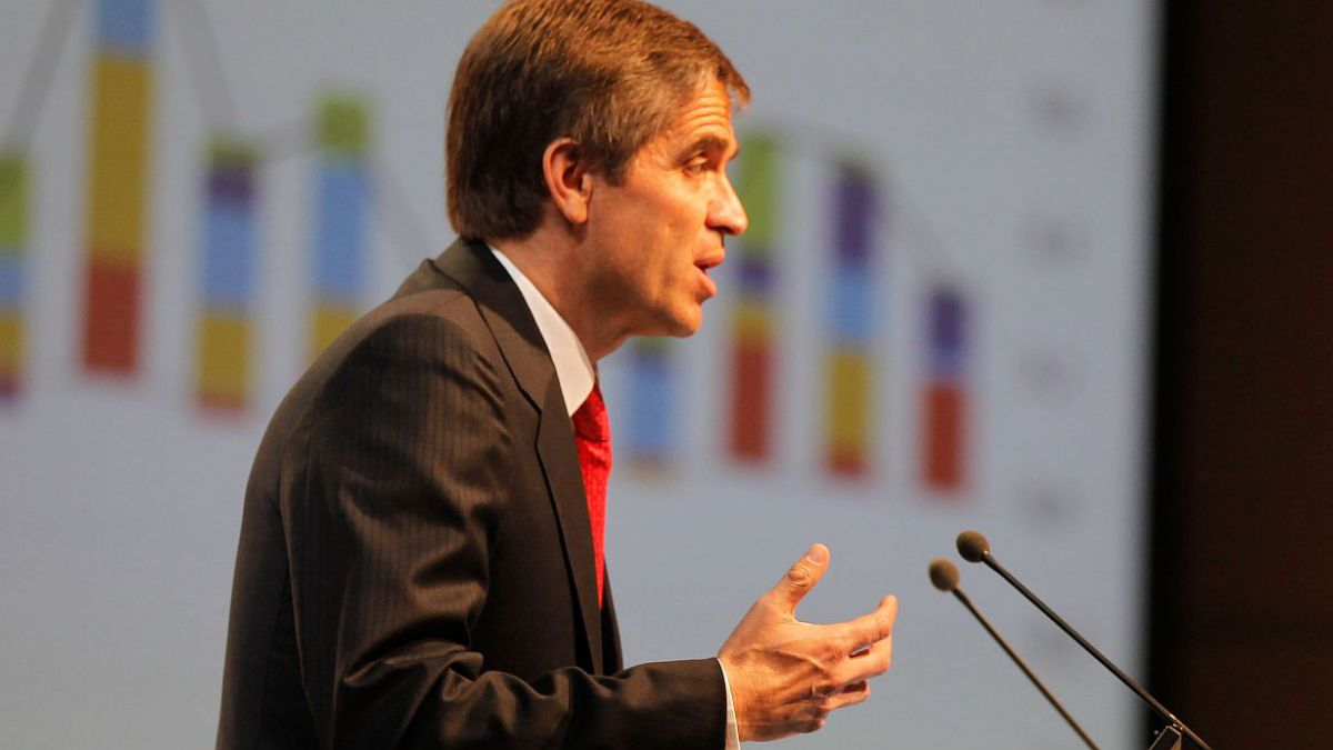 Presidente del Banco Central: Me parece que las expectativas son peor que la realidad
