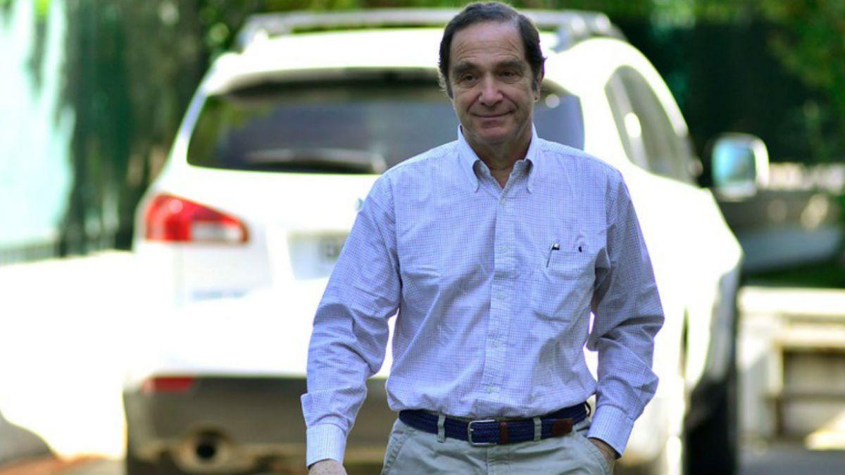 Hernán Larraín (UDI) y eventual apoyo a candidatura: Labbé cumplió su ciclo