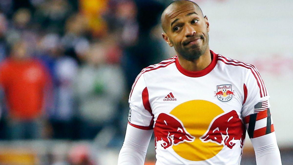 Tras 20 años de trayectoria Thierry Henry se retira del fútbol profesional