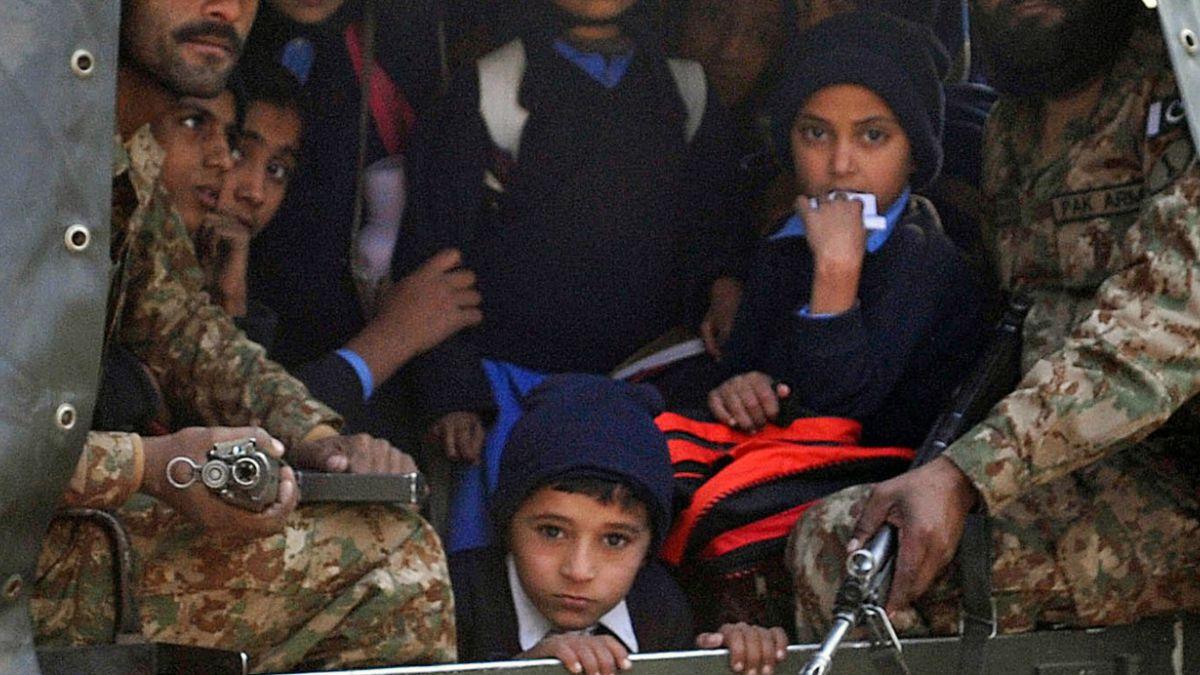 La dramática situación de la educación en Pakistán