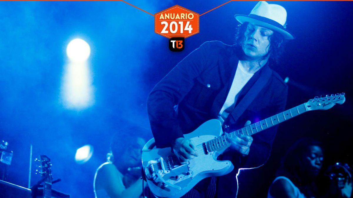 Las 10 mejores canciones de 2014