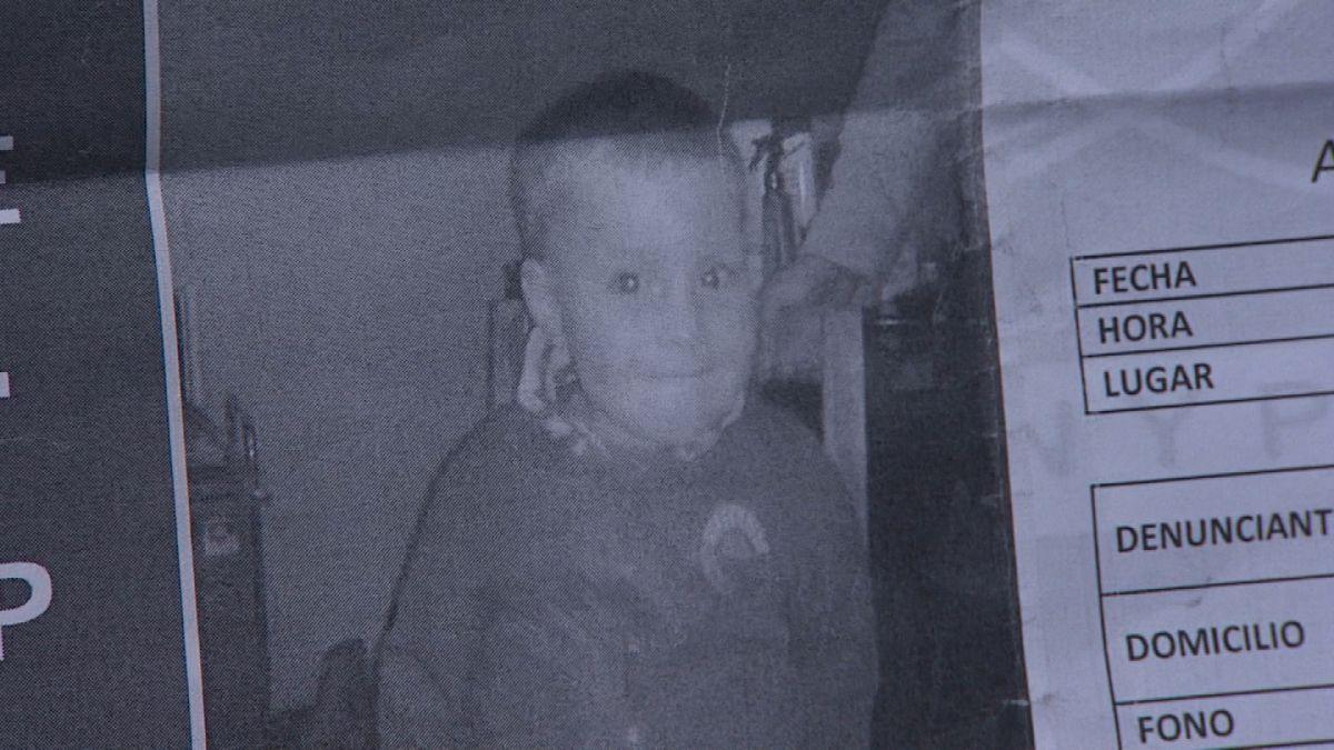 Fiscal confirma muerte de niño desaparecido en Calama