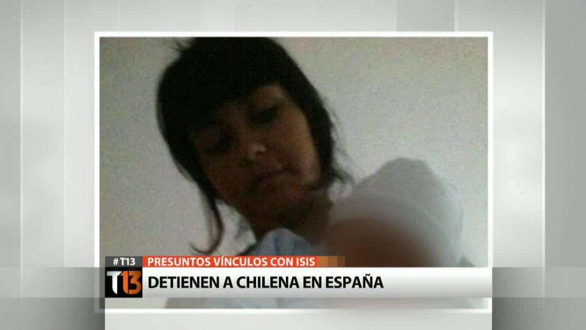 Chilena relacionada con Estado Islámico es enviada a la cárcel