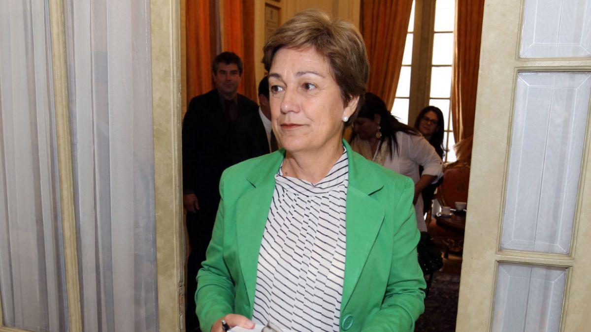 Josefa Errázuriz: No tengo problema en enfrentar a Labbé