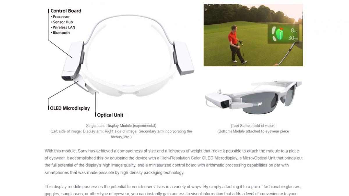 Sony presentó accesorio que hace inteligente cualquier lente