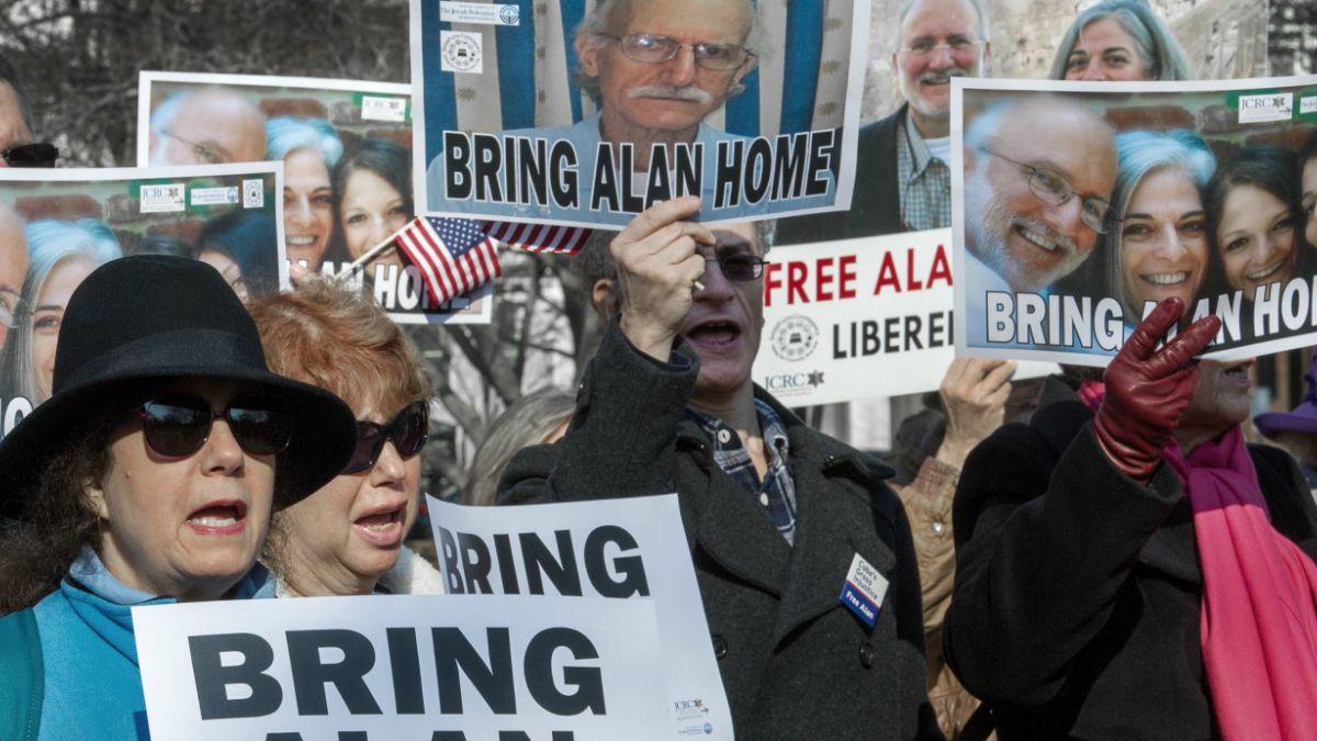 Alan Gross tras su liberación: Expreso mi más absoluto respeto al pueblo de Cuba