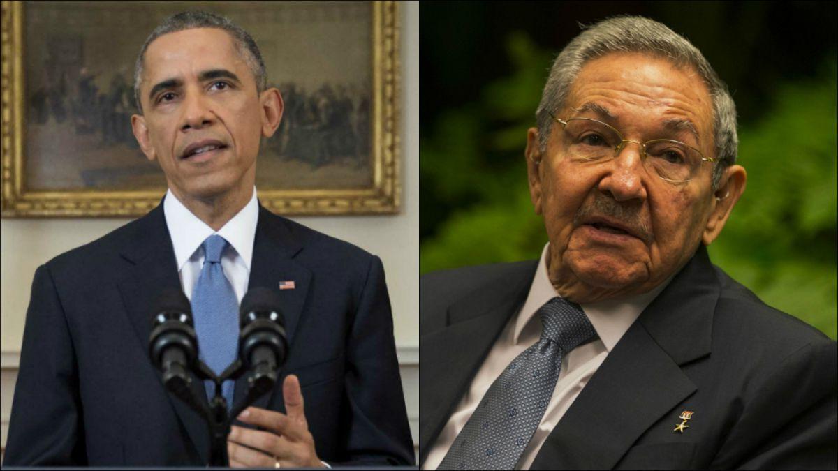 [VIDEO] Los discursos de Obama y Castro sobre normalización de relaciones entre EE.UU. y Cuba