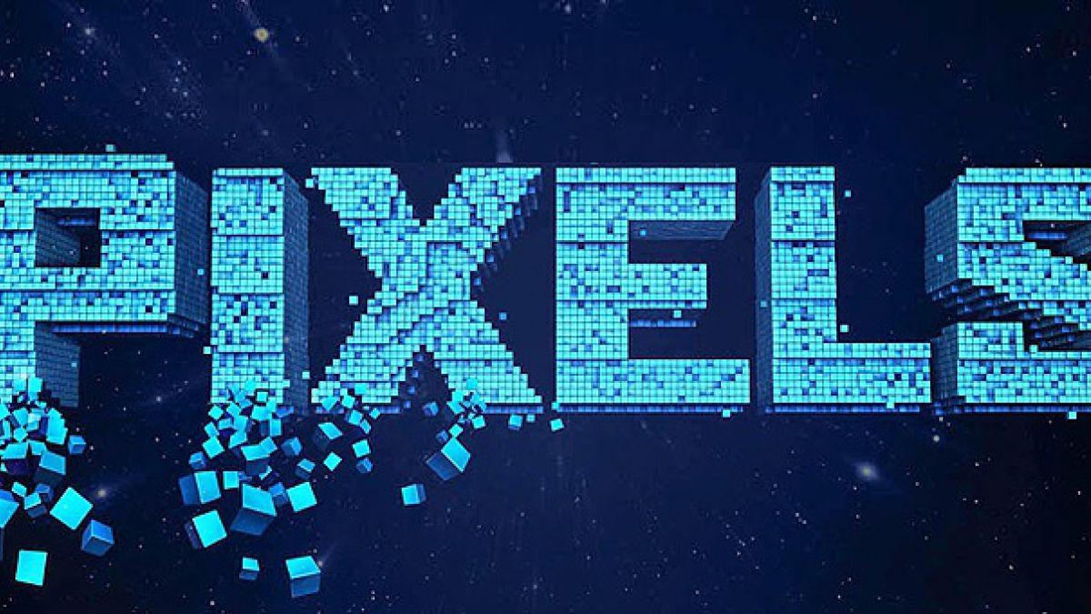Pixels: revelan carteles de la invasión de los videojuegos a la Tierra