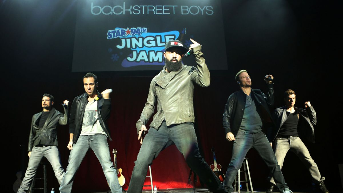[VIDEO] Trailer del documental de los Backstreet Boys