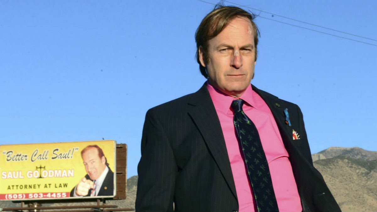 Better Call Saul, el spin off de Breaking Bad, ya tiene poster