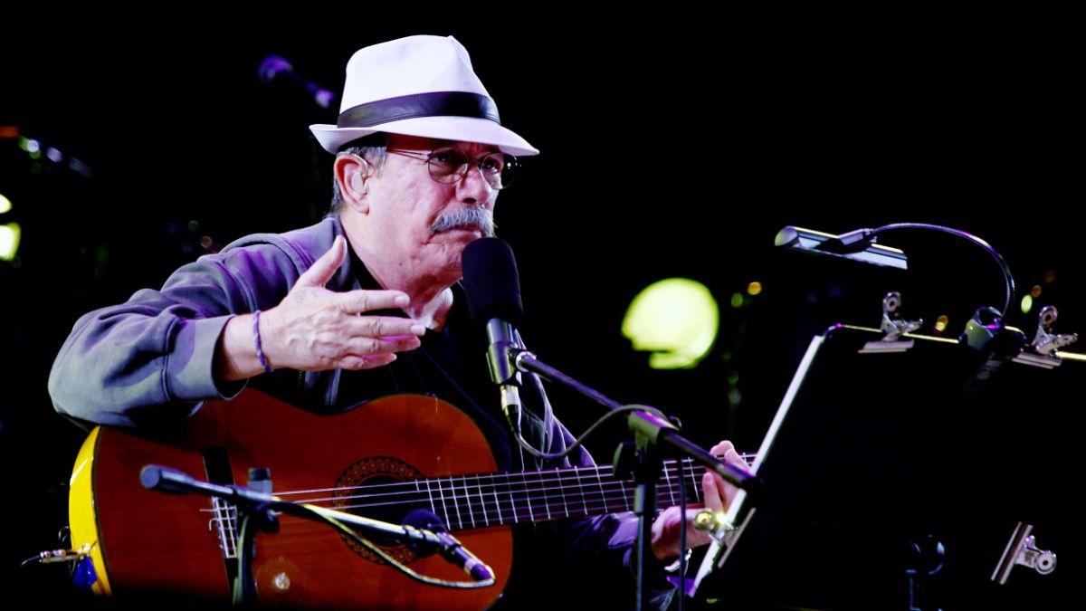 Silvio Rodríguez confirma su regreso a Chile