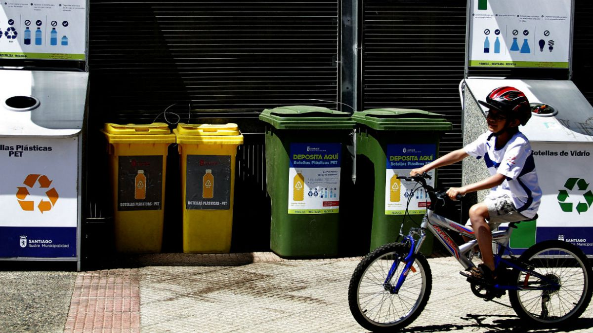 Ley de reciclaje será discutida en enero por la Cámara